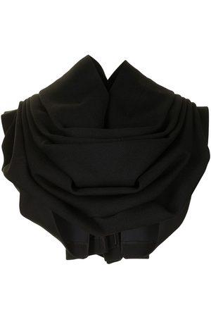 Comme des Garçons Women Ponchos - Asymmetric layered cape