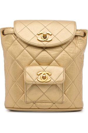 CHANEL Women Rucksacks - 1995 -tone drawstring backpack