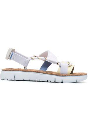 Camper Women Sandals - Colour-block open toe sandals