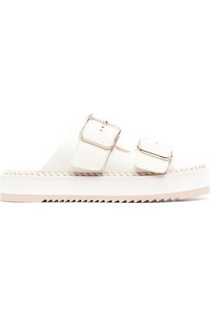 AGL ATTILIO GIUSTI LEOMBRUNI Soraya flat sandals