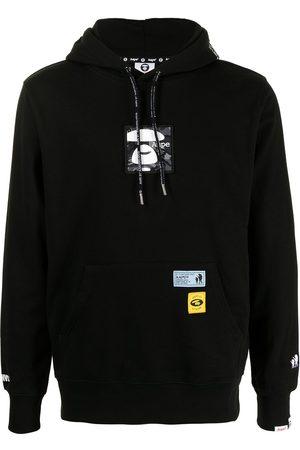 AAPE BY A BATHING APE Men Sweatshirts - Logo-printed hoodie