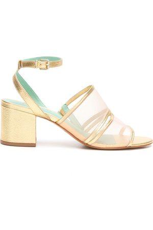 Blue Bird Women Sandals - Gabriela block-heel sandals
