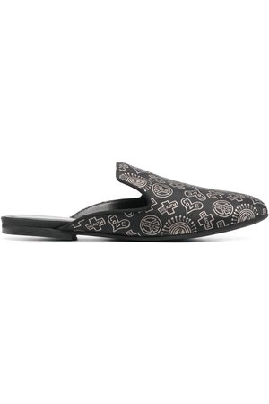 10 CORSO COMO Women Sandals - X The Merchant of Florence Woodstock mules