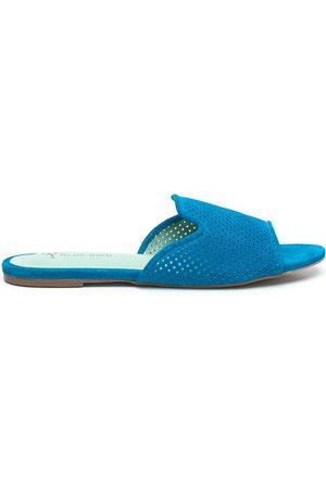 Blue Bird Women Sandals - Open toe flat sandals