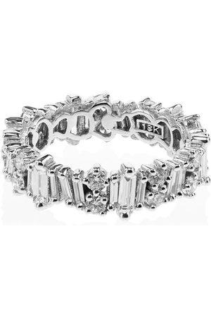 Suzanne Kalan 18kt Fireworks diamond eternity ring