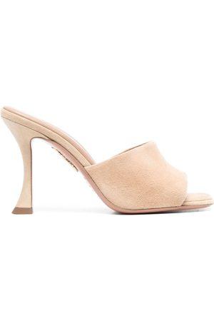 Aquazzura Violette 105mm sandals