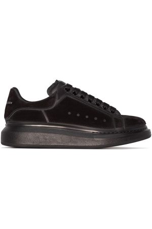 Alexander McQueen Oversized lace-up sneakers