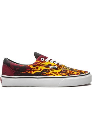 Vans Men Sneakers - Era flame low-top sneakers