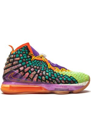 Nike LeBron 17 high-top sneakers