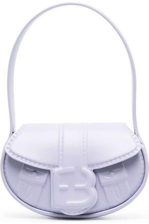 forBitches Logo-embossed shoulder bag