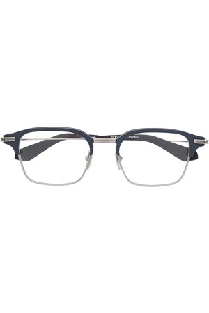 DITA EYEWEAR Typographer square-frame glasses