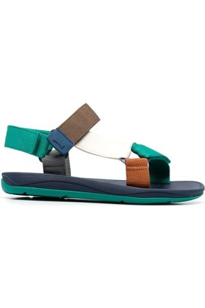 Camper Men Sandals - Match touch-strap sandals
