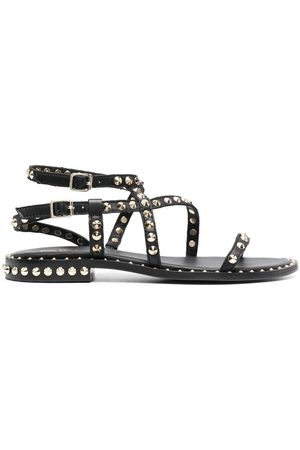 Ash Studded leather sandals