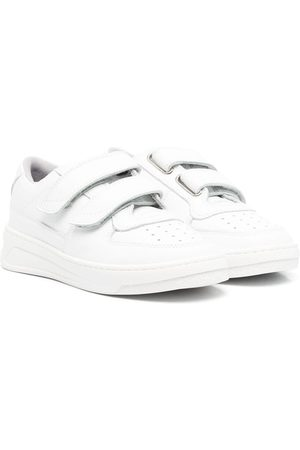 Acne Studios Boys Sneakers - Touch strap-fastening sneakers