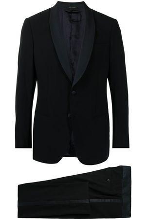 Armani Men Blazers - Two-piece wool tuxedo