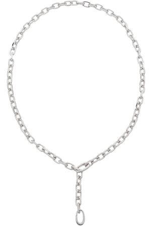Monica Vinader Alta Capture mini link necklace