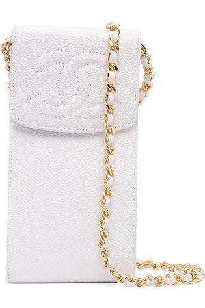 CHANEL Women Shoulder Bags - 1995 CC crossbody pouch