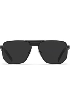 Prada Men Sunglasses - Aviator-frame tinted sunglasses