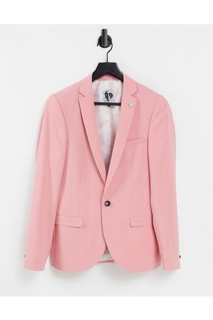 Twisted Tailor Suit jacket in rose