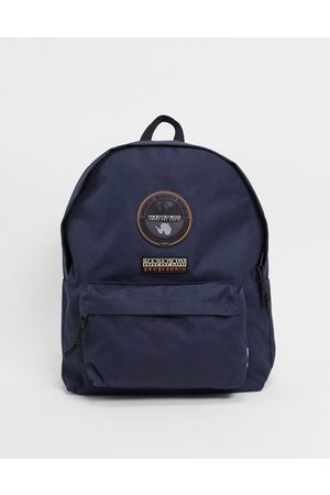 Napapijri Voyage 2 backpack in navy
