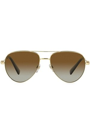 VALENTINO Sunglasses - 57MM Aviator Sunglasses