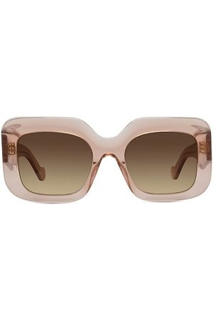 Loewe 53MM Square Sunglasses