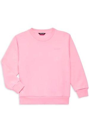 Balenciaga Little Kid's & Kid's Crewneck Sweatshirt