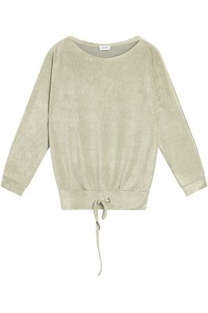 Leset Leona Velvet Sweatshirt