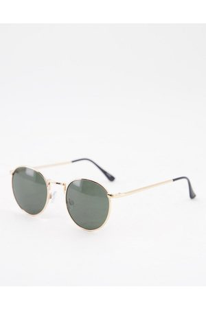 SELECTED Round sunglasses in