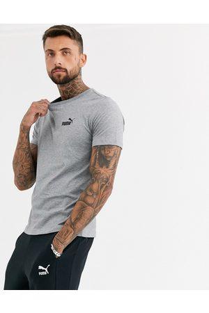 PUMA Essentials small logo t-shirt in