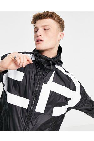 Emporio Armani Back print jacket in