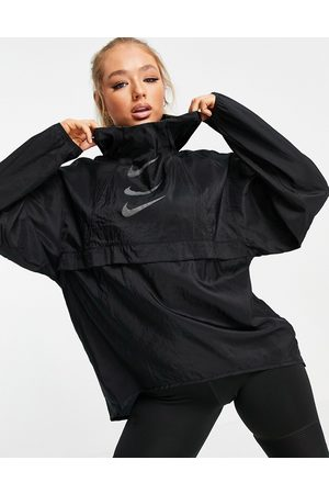 Nike Run Division hooded jacket in