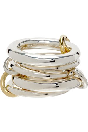 Women Rings - Spinelli Kilcollin Vela Five-Link Ring