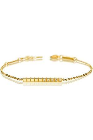 Chopard Bracelets - Ice Cube Diamond & 18K Yellow Bracelet