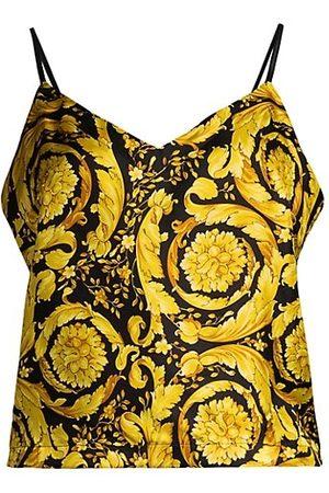 VERSACE Barocco Silk Camisole