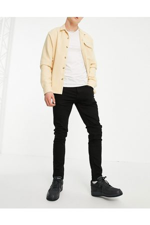 Topman Organic cotton stretch skinny jeans in stay