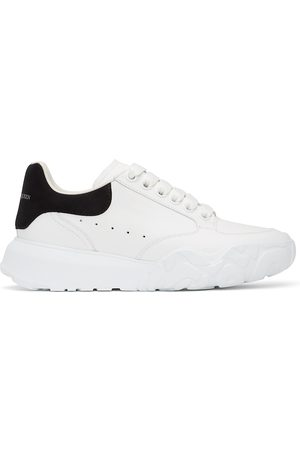 Alexander McQueen White & Court Trainer Sneakers