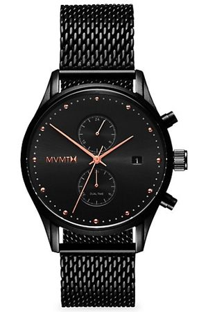 MVMT Men Watches - Voyager Stainless Steel Chronograph Bracelet Watch