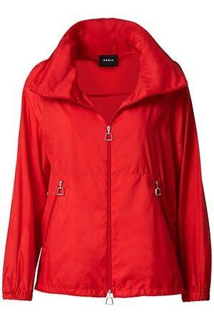 AKRIS Women Parkas - Veronique Blouson Silk Taffeta Jacket