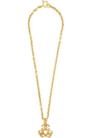 CHANEL Women Necklaces - 1994 Triple CC chain necklace