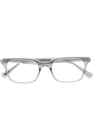 Oliver Peoples Nisen rectangle-frame glasses