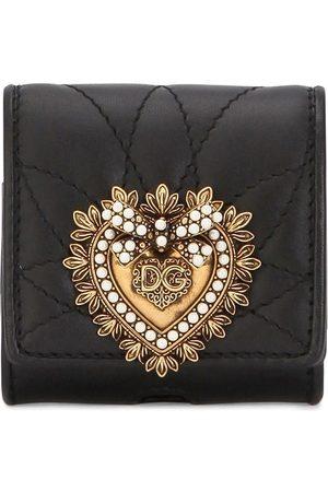 Dolce & Gabbana Devotion leather coin purse