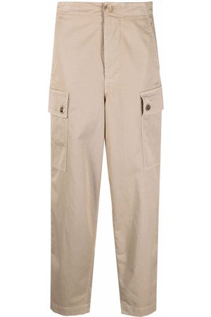 SEMICOUTURE Straight-leg cargo pants