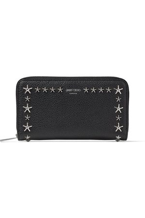 Jimmy Choo Pippa star-stud wallet