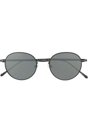 MATSUDA Round-frame tinted-lens sunglasses