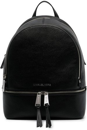 Michael Kors Logo-detail zip-up backpack