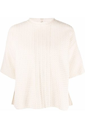 Jil Sander Textured-knit jumper