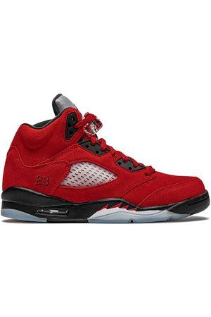 """Jordan Kids Air Jordan 5 Retro """"Raging Bull 2021"""" sneakers"""