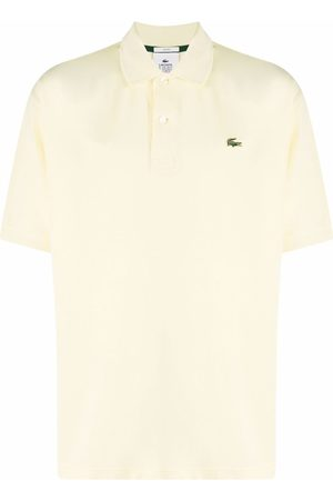Lacoste Embroidered-logo polo shirt