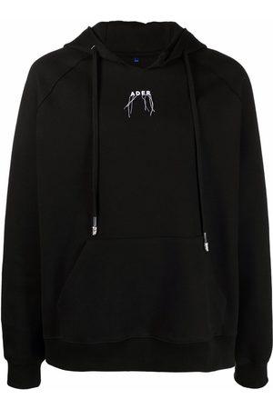 Ader Error Men Sweatshirts - Logo-embroidered hoodie